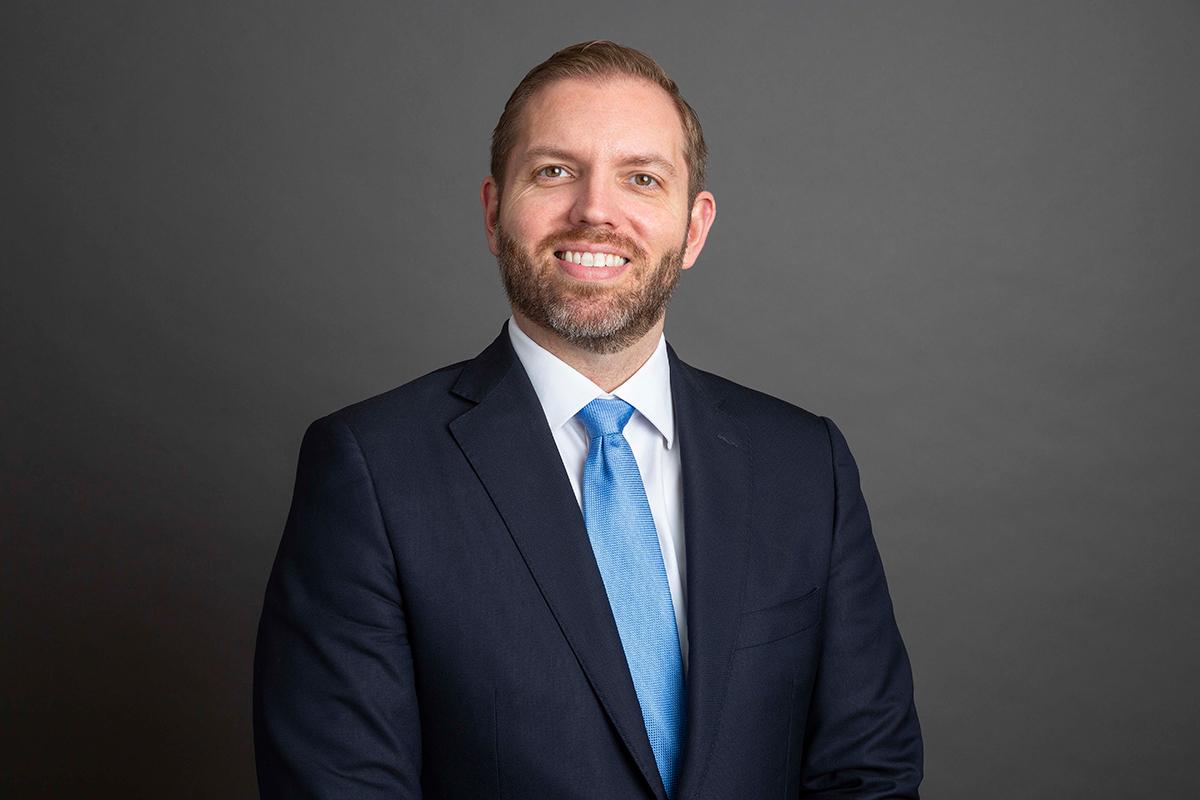Headshot of Dr. Aaron Willson