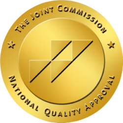 Joint Commission Accreditation Seal